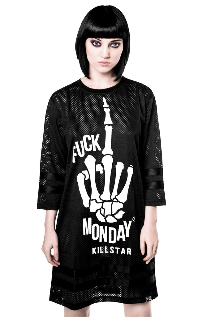 F* Monday Hockey Dress [B]