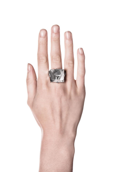 Giza Pyramid Ring [S]