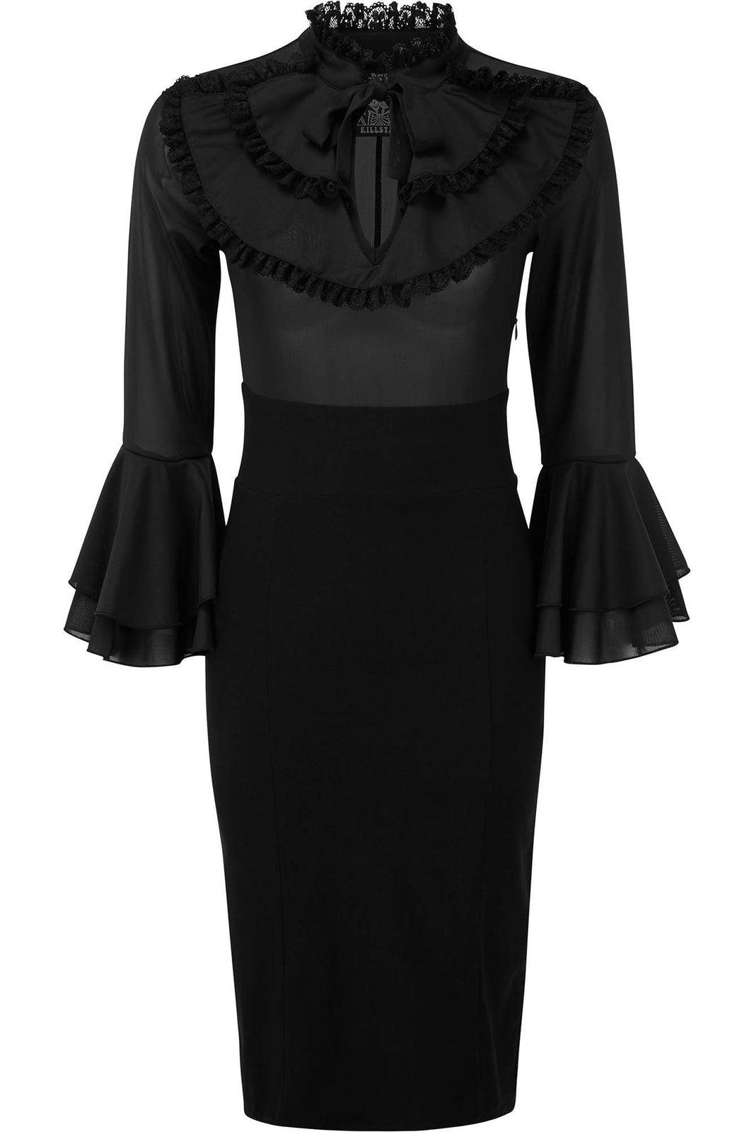 Glamour Ghoul Pencil Dress