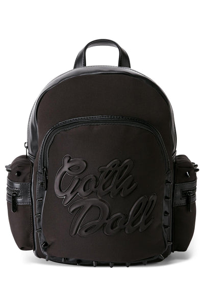 Goth Doll Neoprene Backpack [B]