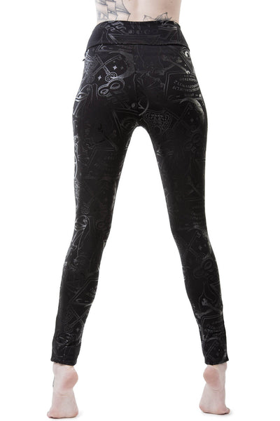 Grave Girl Leggings [B]
