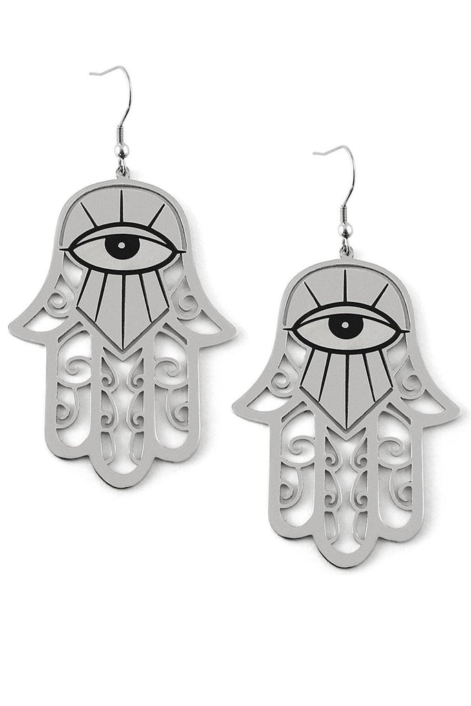 Hamsa Earrings [S]