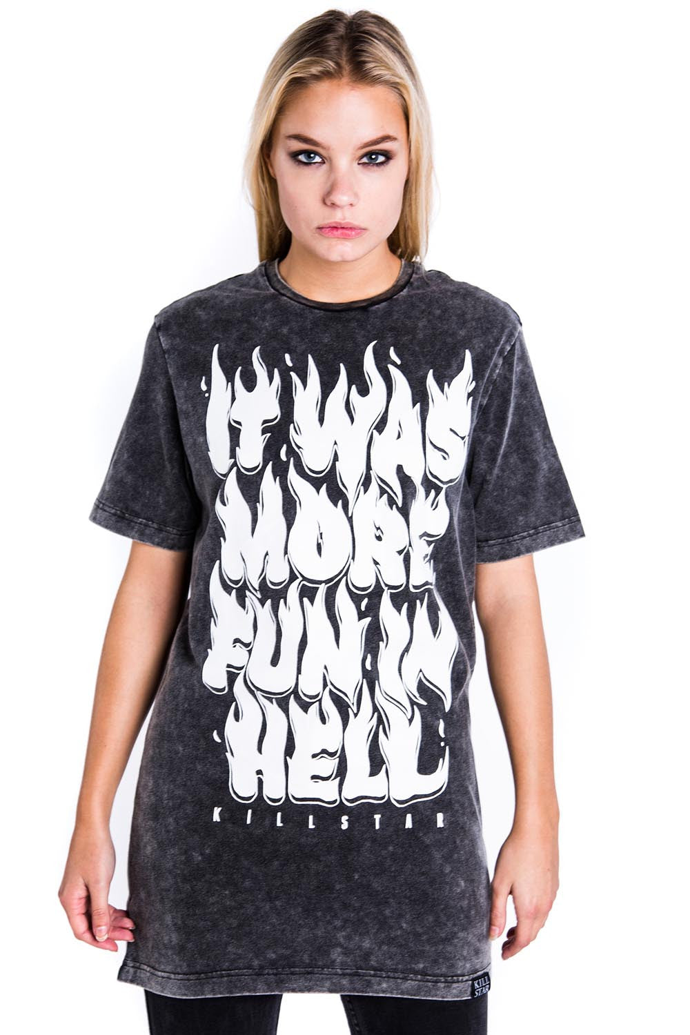 Hell T-Shirt [ENZYME]