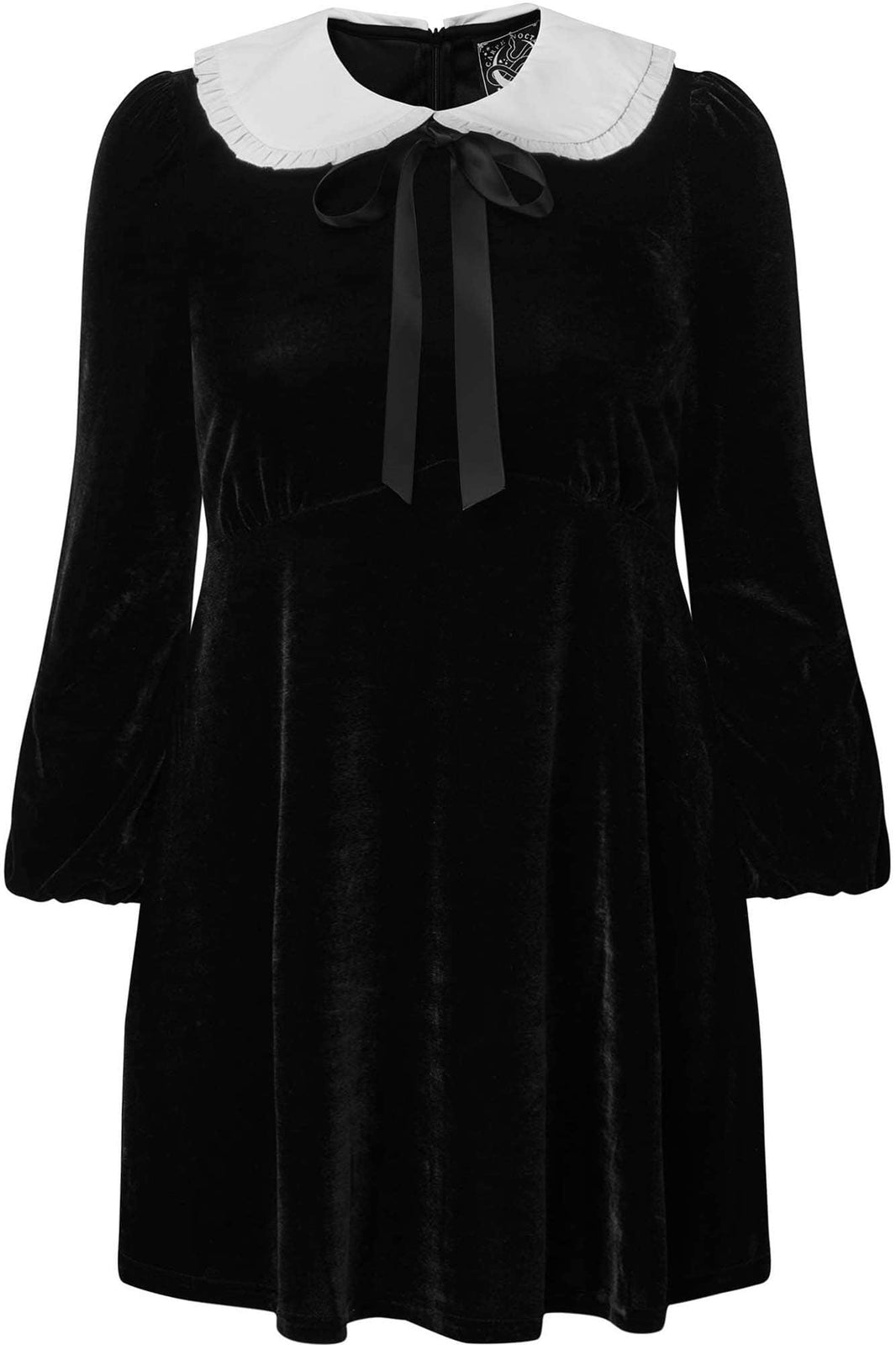 Hope in Hell Collar Dress [PLUS]