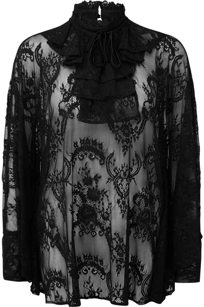 Immortal Beauty Lace Tunic [PLUS]