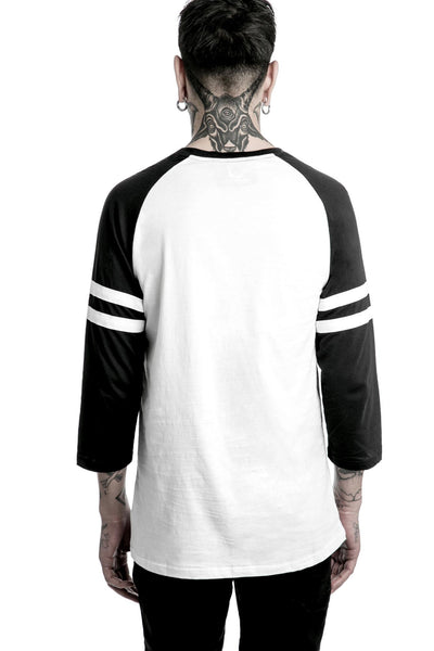 In Like Sin Raglan Top [B]