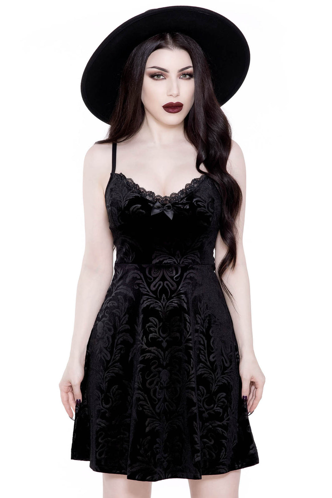 Into The Abyss Sun-Dress