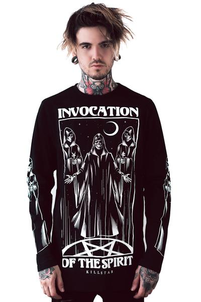Invocation Long Sleeve Top