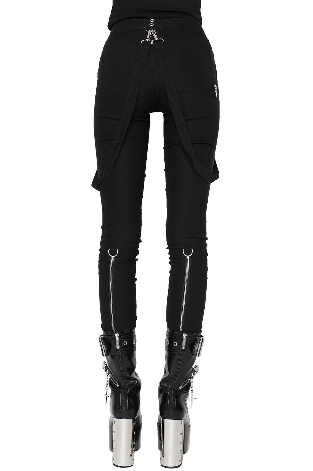 Jagger Zip Trousers