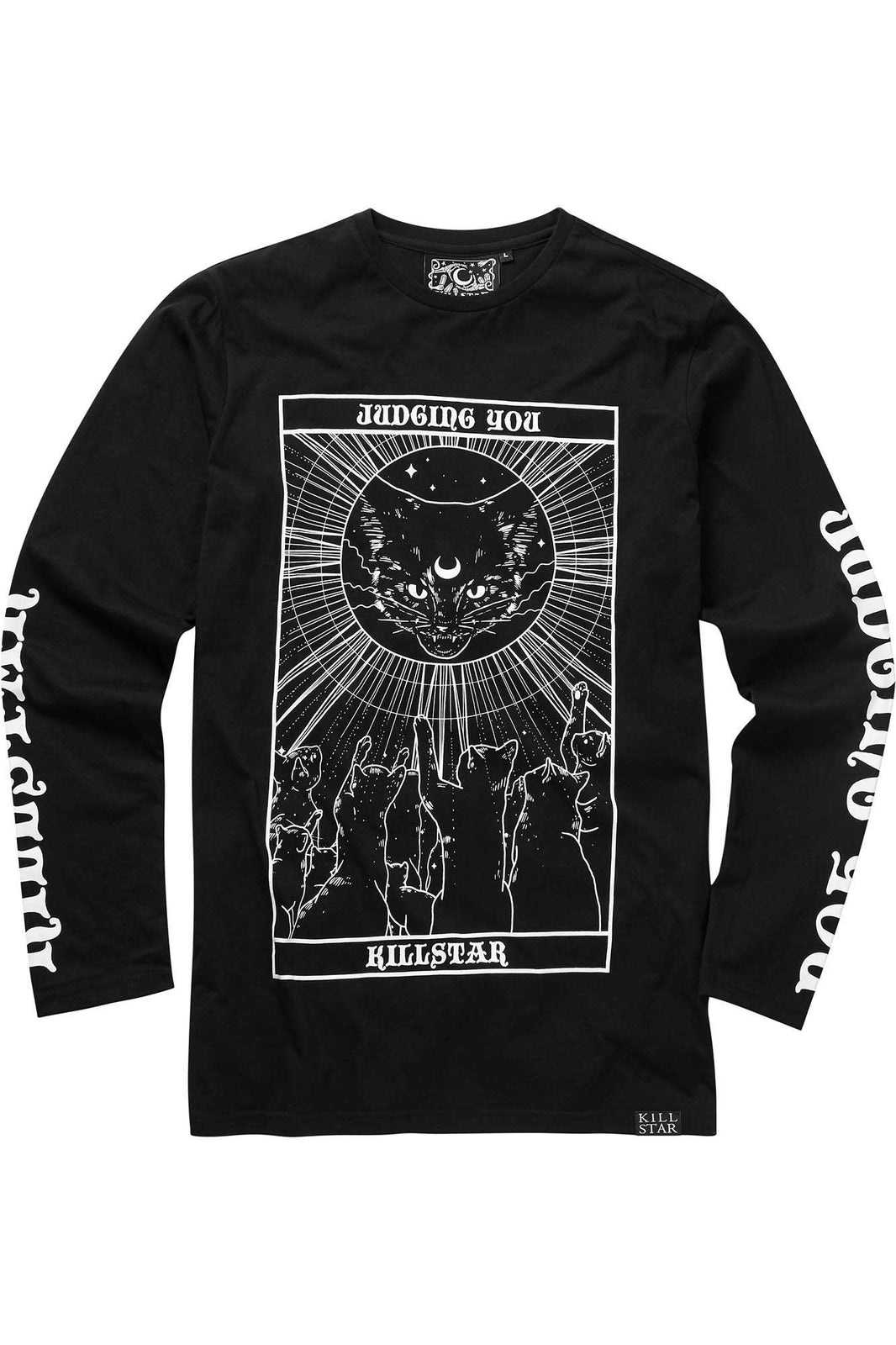 Judgement Long Sleeve Top [B]