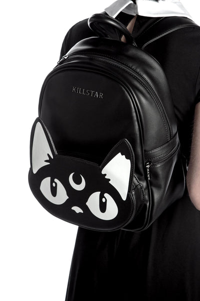 Keiko Kitty Backpack [B]