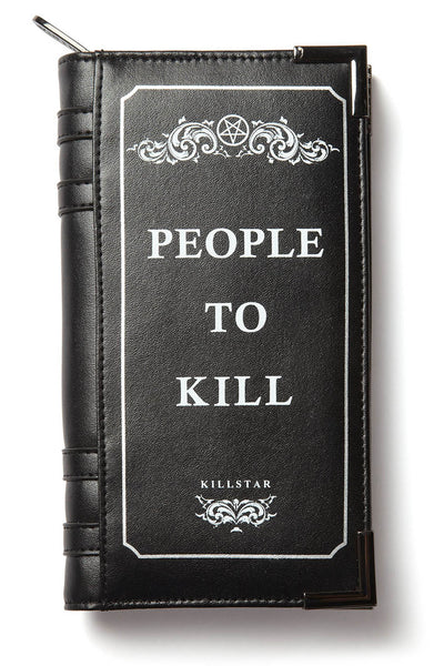 Kill List Book Wallet [B]