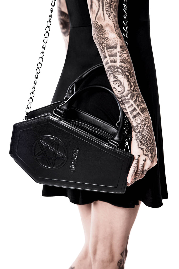 Kimmi Kurses Coffin Handbag [B]