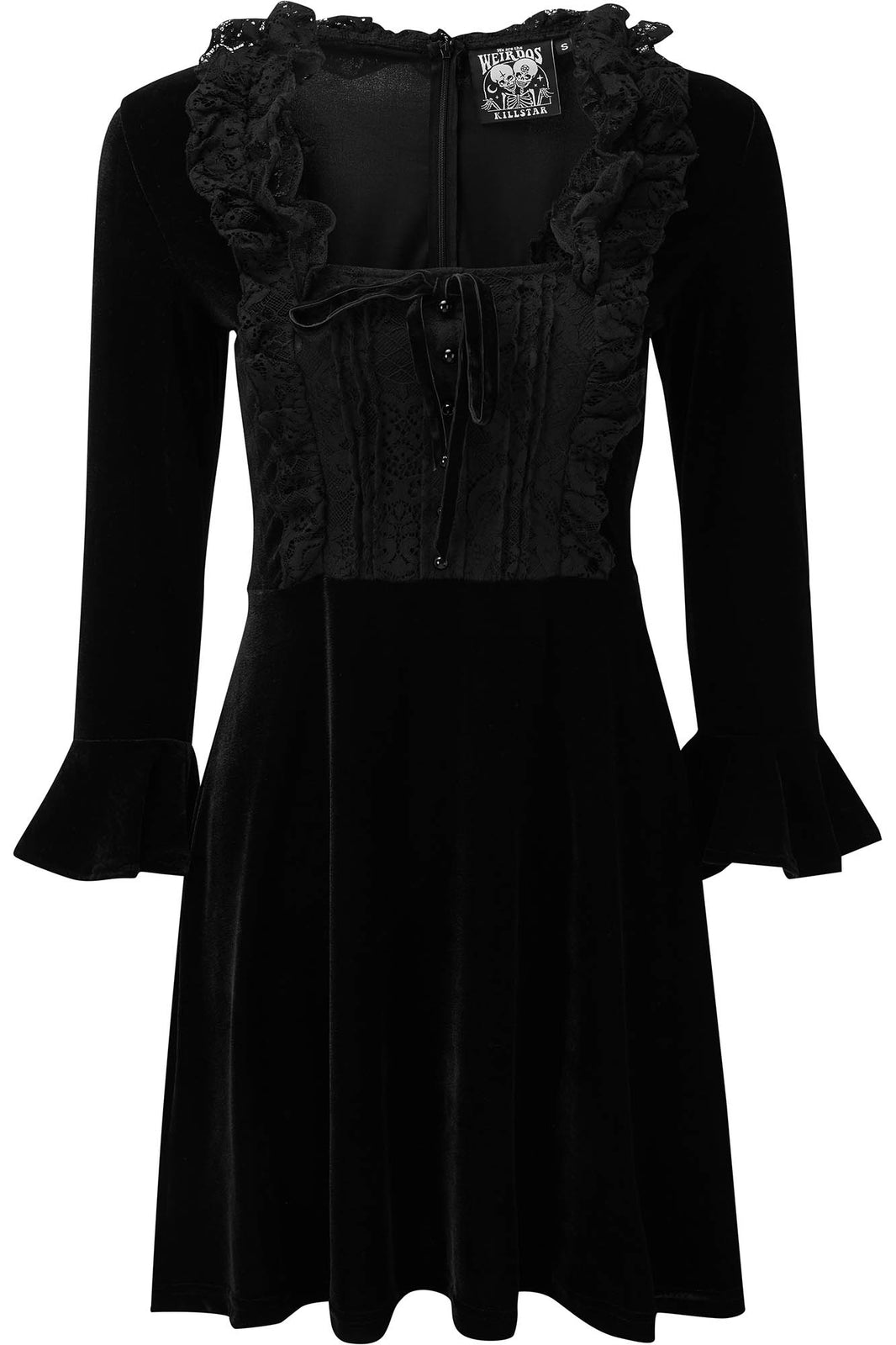 Laid To Rest Shift Dress