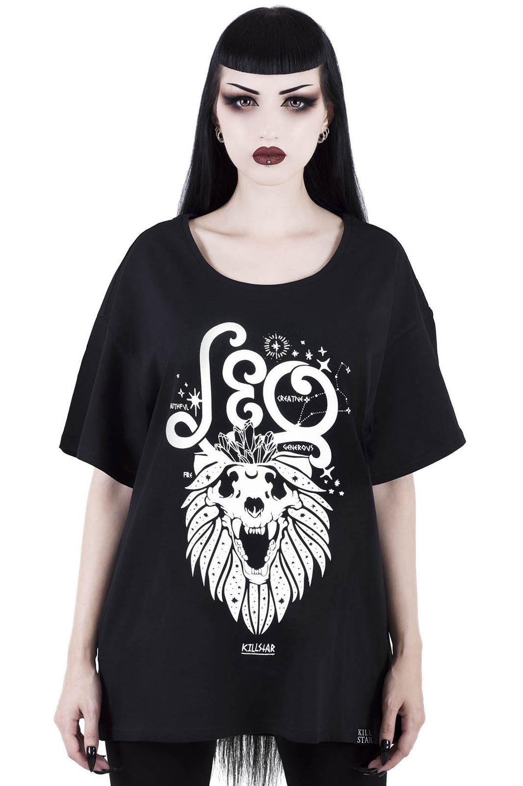 Leo Relaxed Top