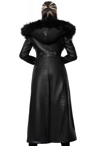 Liberty Leather Coat