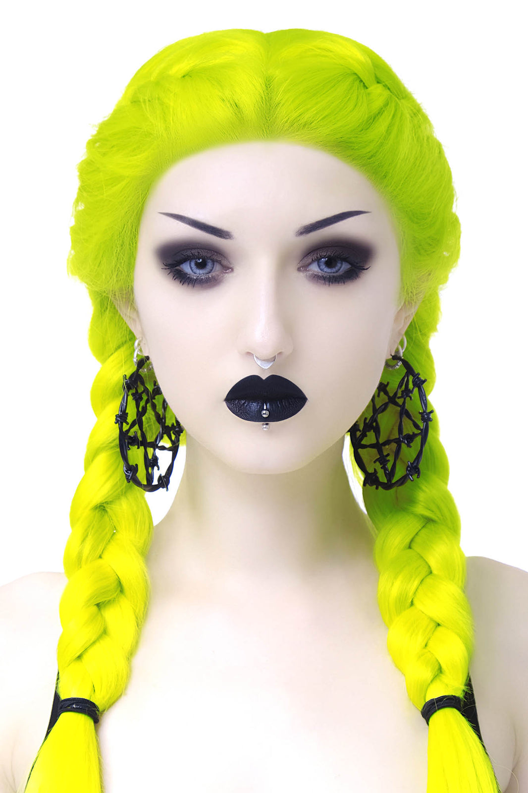 Life's A Witch Large Hoop Earrings [B]