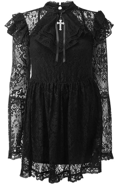 Liliana Lace Dress [PLUS]