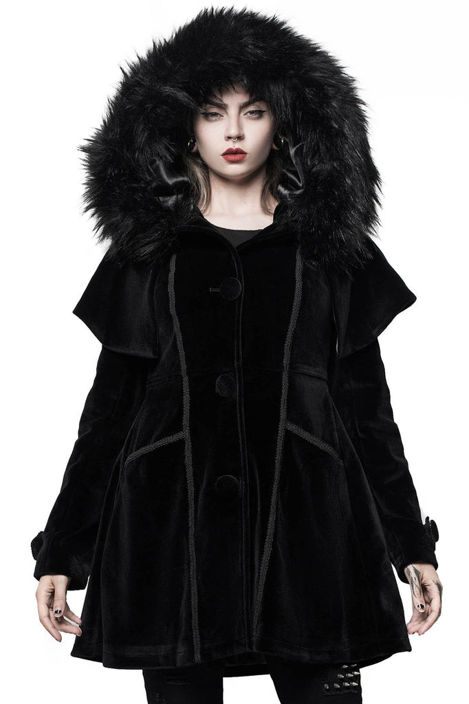 Lita Hooded Coat
