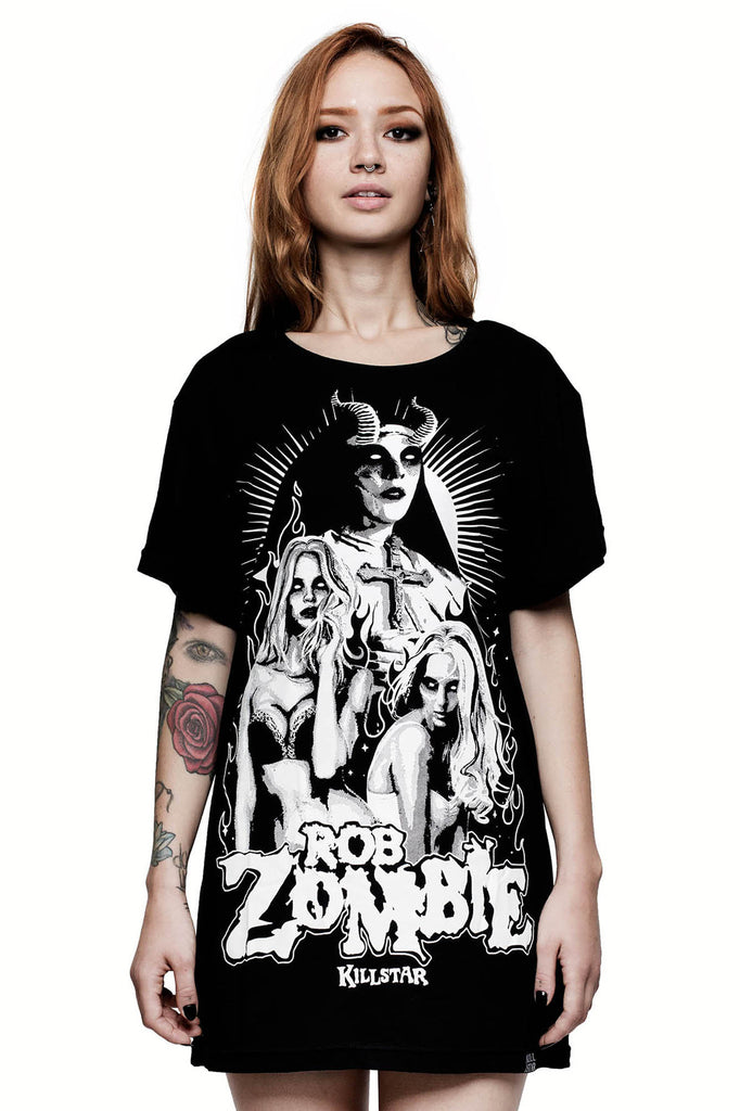 Living Dead Girl Dead BF Top