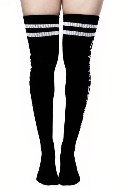 Living Dead Girl Long Socks