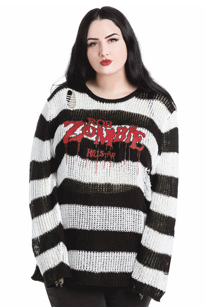 Lords of Salem Knit Sweater [PLUS]