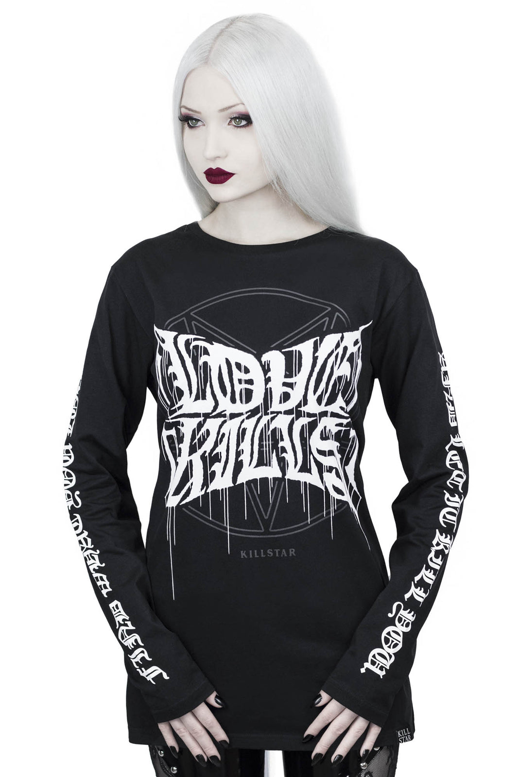 Love Kills Long Sleeve Top