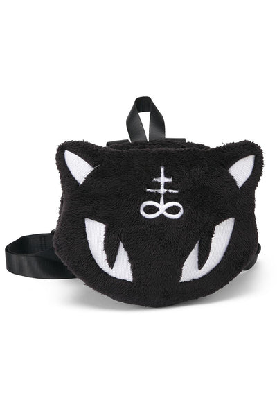 Lucipurr Furry Backpack [B]