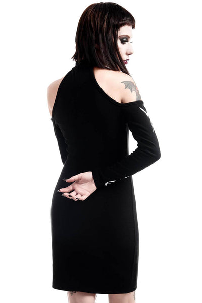 Luna Morte Bodycon Dress [B]