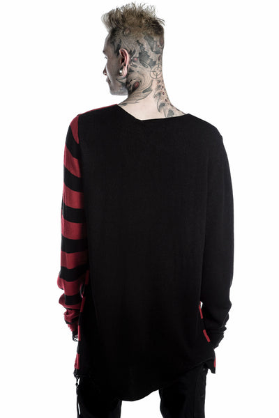 Manson Nation Knit Sweater [B]