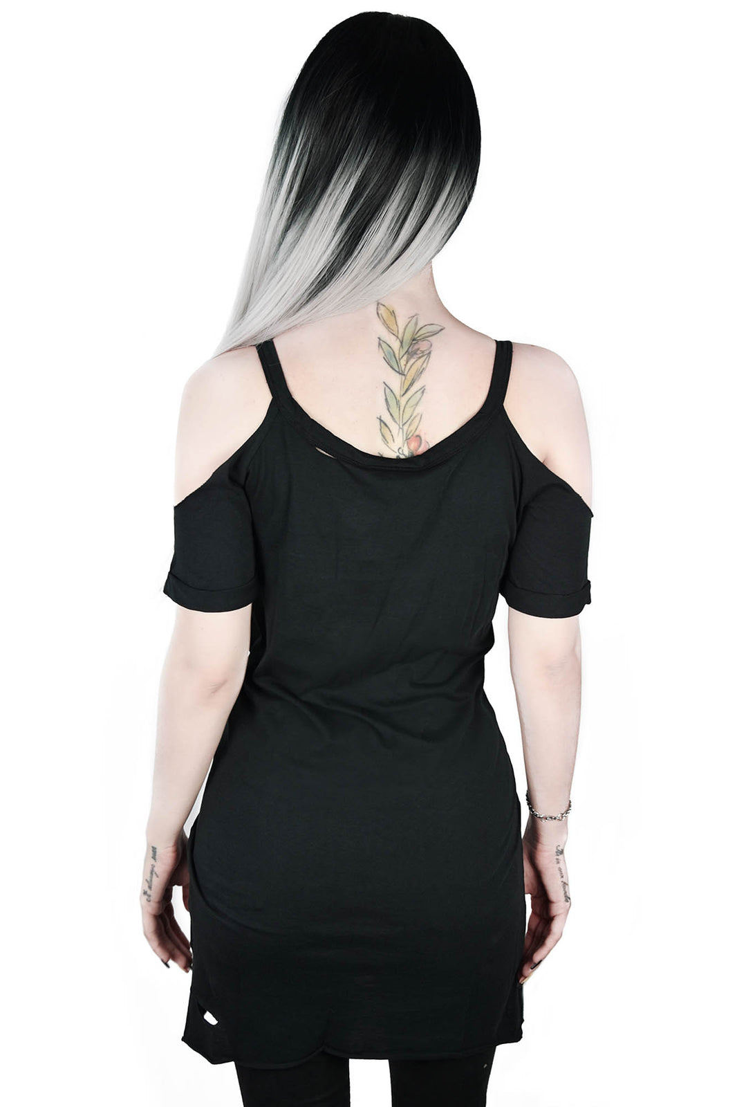 Matrix Distress Top