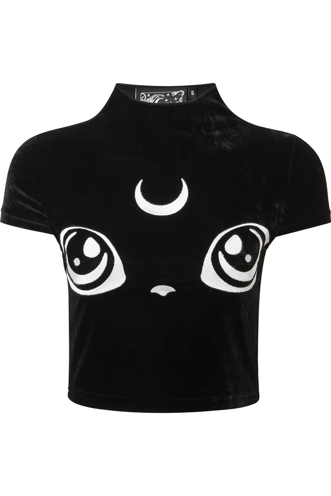 Meowgical Crop Top