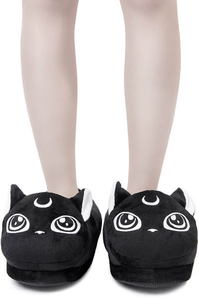 Meowgical Slippers