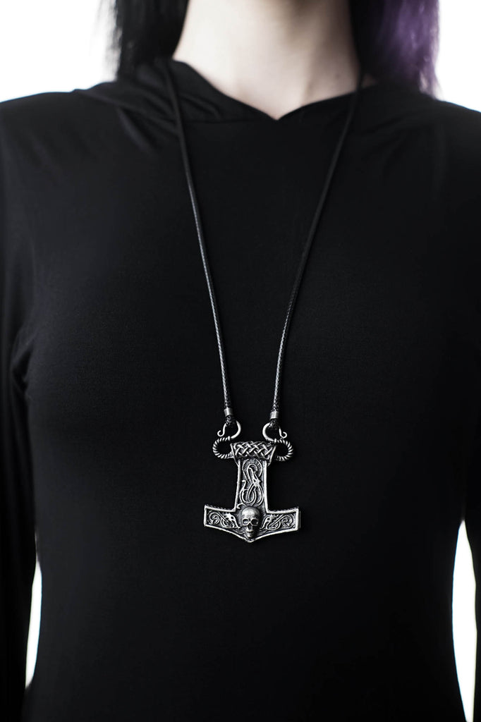 Mjölnir Hammer Necklace [S]
