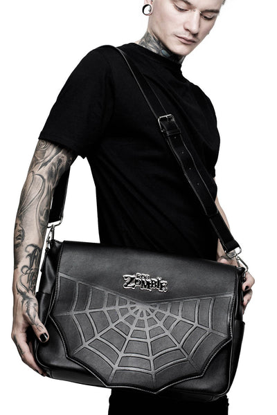 Monster Deluxe Messenger Bag