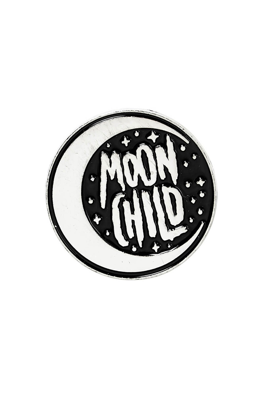 Moon Child Enamel Pin [B]