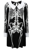 Morgue Living Dead Skater Dress [B]