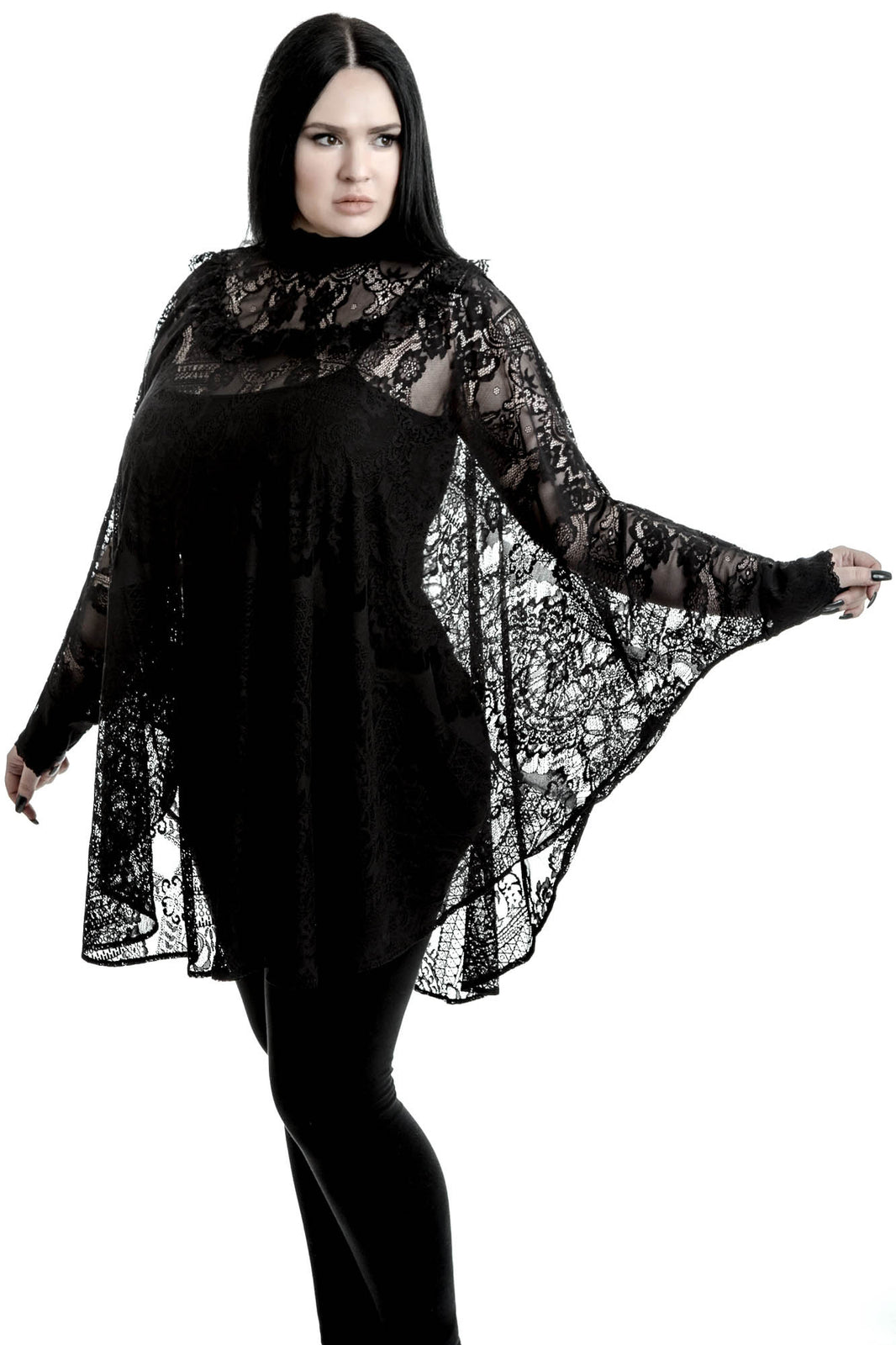 Morte Mistress Tunic [PLUS]