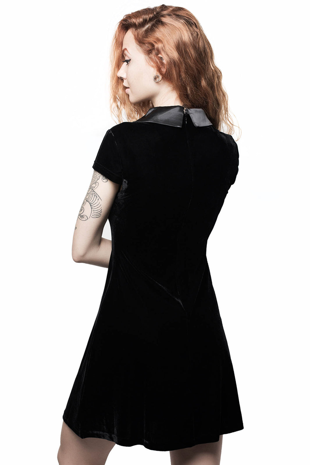 Mortina Skater Dress