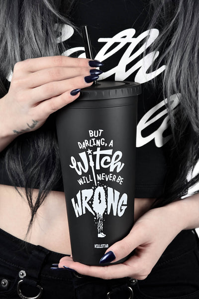 Never Wrong Cold Brew Cup [B]