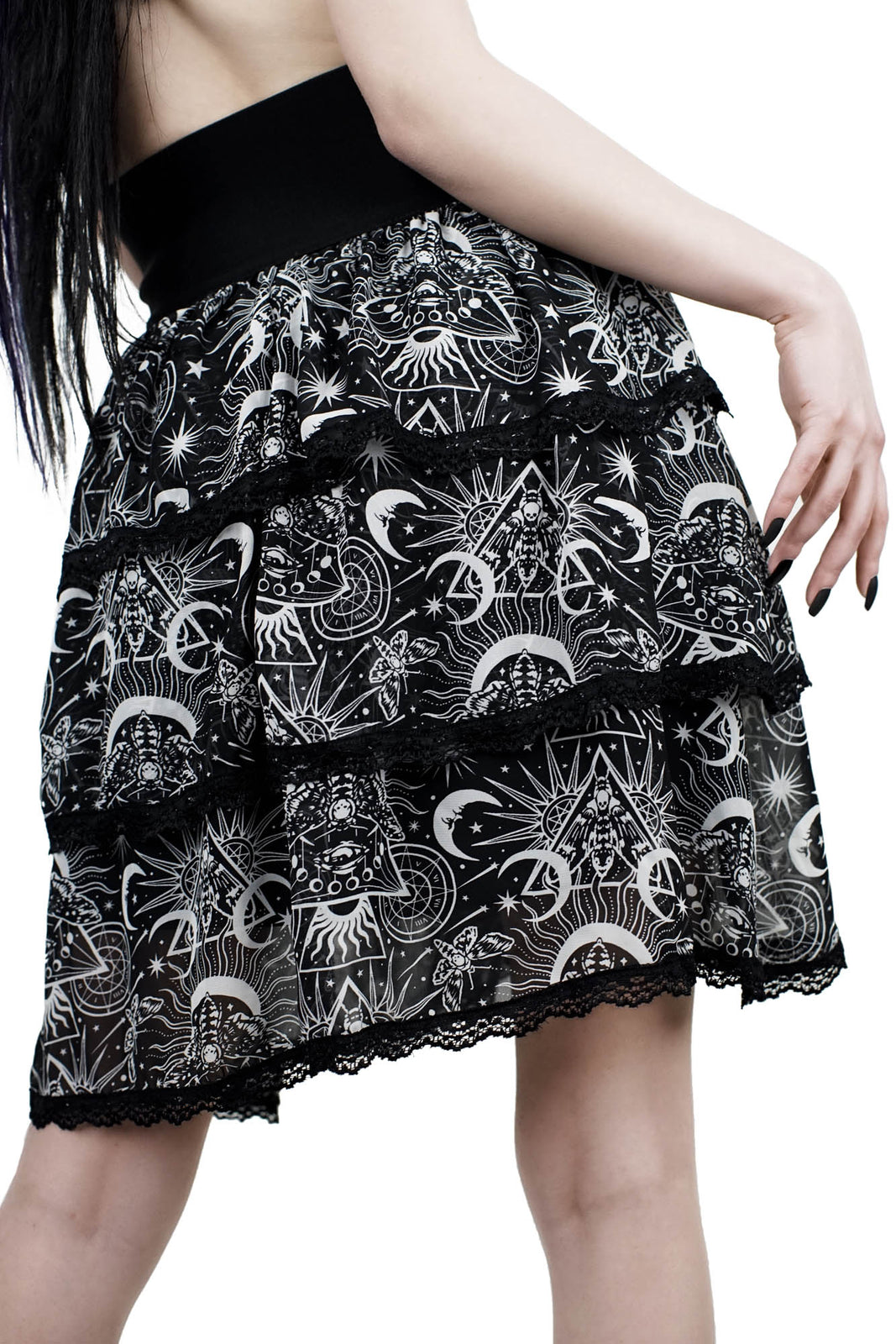 New Moon Corset Skirt [B]