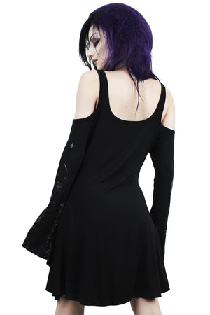 Nightshade Skater Dress [B]