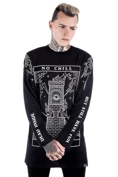 No Chill Longsleeve Top [B]