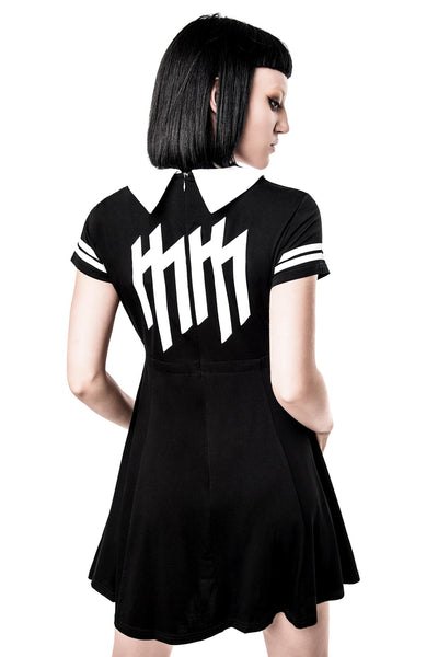 Not A Doll Collar Dress [B]