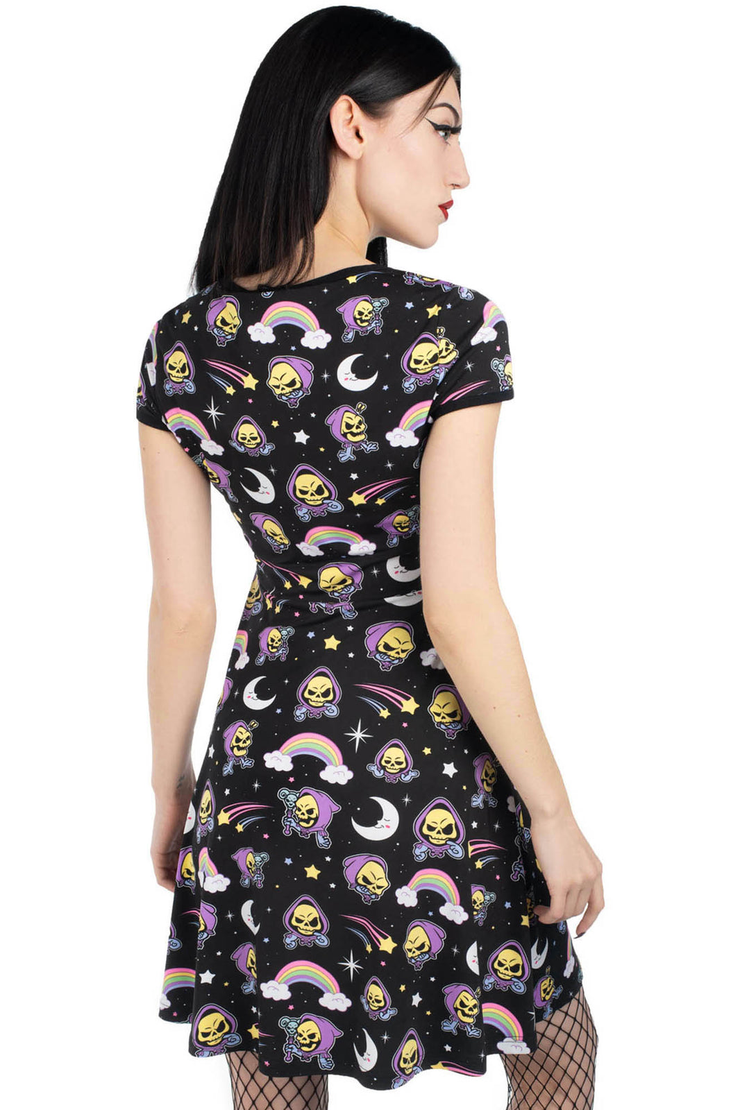 Not Cute Skater Dress