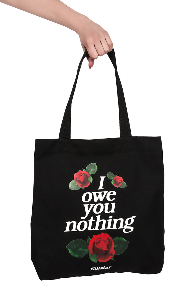 Nothing Tote Bag [B]