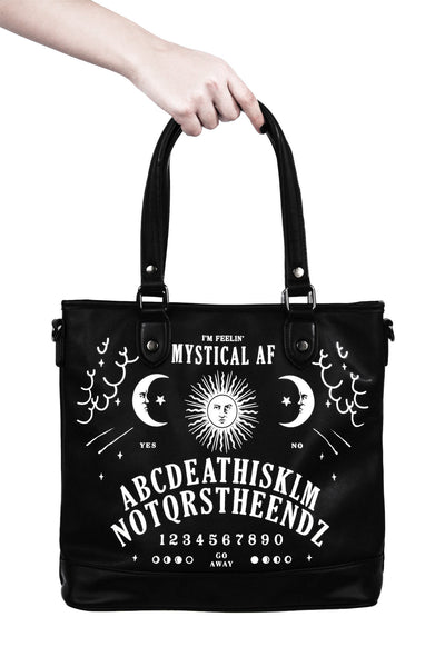 Not The End Tote Handbag [B]