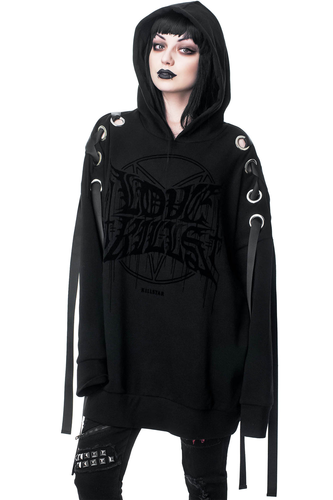 Other Worlds Oversized Hoodie