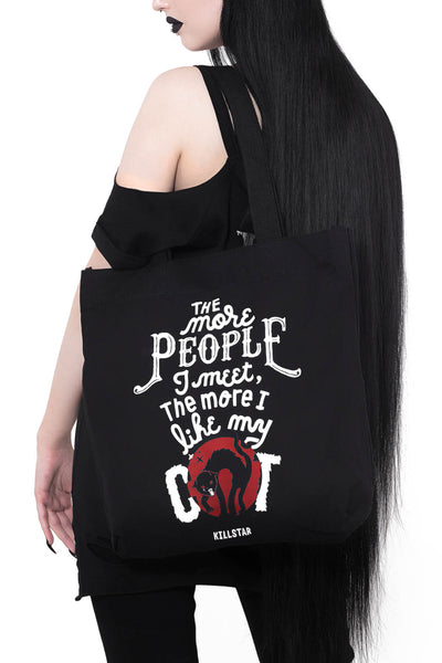 People Suck Tote Bag [B]