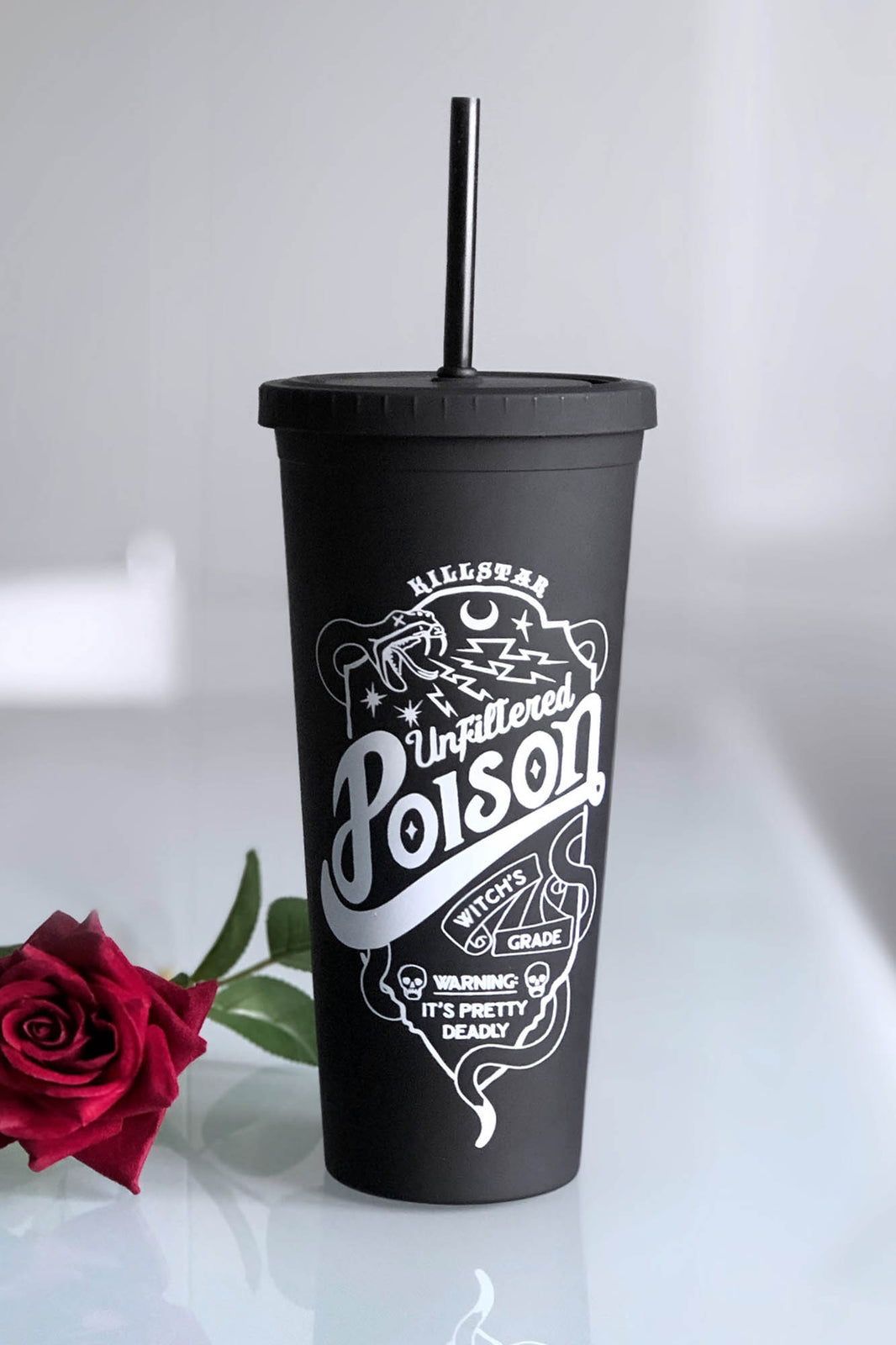 Poison Cold Brew Cup
